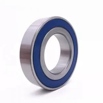 85 mm x 180 mm x 41 mm  NACHI 7317DT angular contact ball bearings