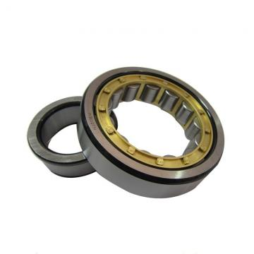20 mm x 42 mm x 16,5 mm  NACHI MU004+ER deep groove ball bearings