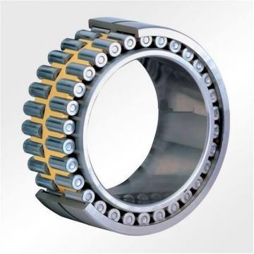 610 mm x 720 mm x 55 mm  KOYO SB610D deep groove ball bearings