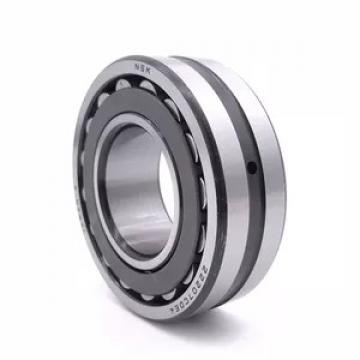 20 mm x 52 mm x 15 mm  NACHI 7304B angular contact ball bearings
