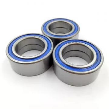 100 mm x 215 mm x 73 mm  SKF NU 2320 ECJ thrust ball bearings