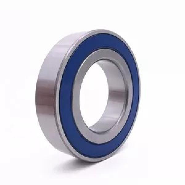 20 mm x 42 mm x 12 mm  NACHI 7004C angular contact ball bearings #2 image