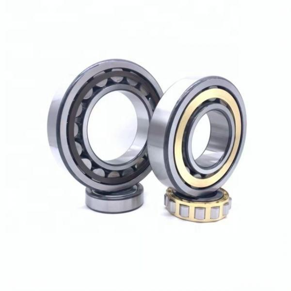 20 mm x 42 mm x 12 mm  NACHI 7004C angular contact ball bearings #1 image