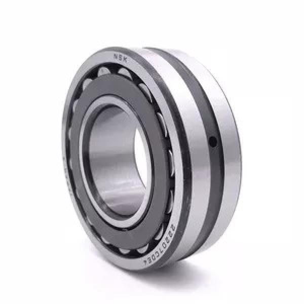6 mm x 17 mm x 6 mm  ISO FL606 ZZ deep groove ball bearings #2 image